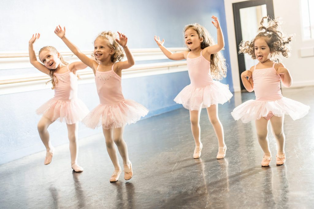 Toddlers dance classes