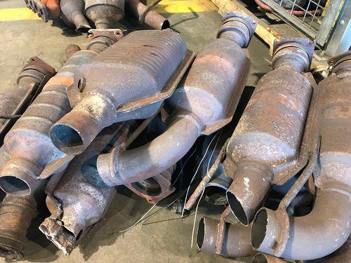 scrap catalytic converter