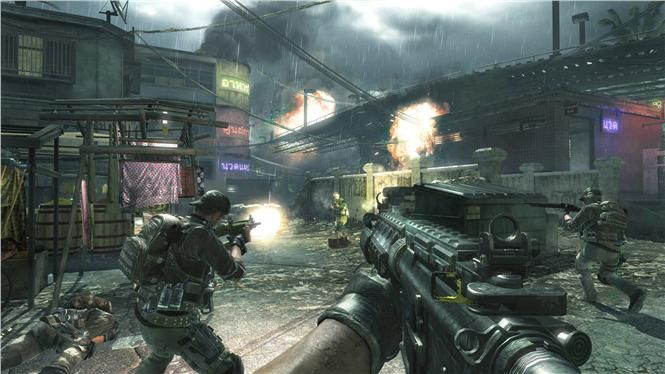 Tips for surviving in the COD battle