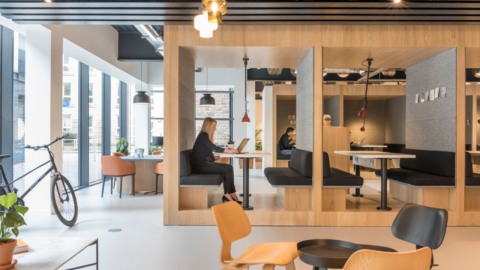 Advantages of Coworking Space for Startups Firms